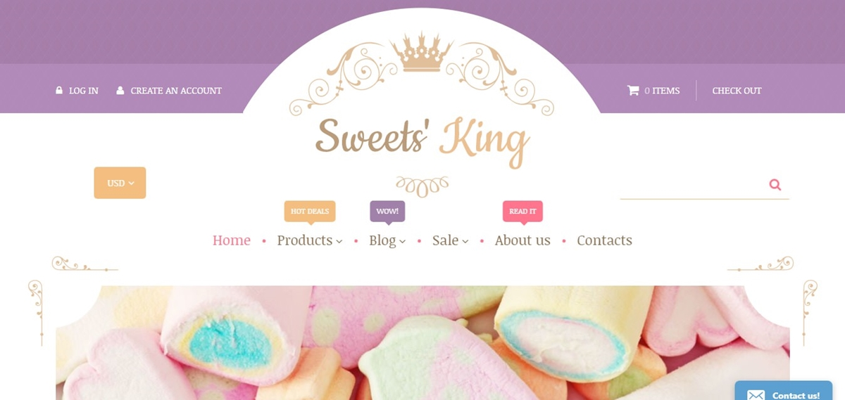 Shopify Chocolate Themes