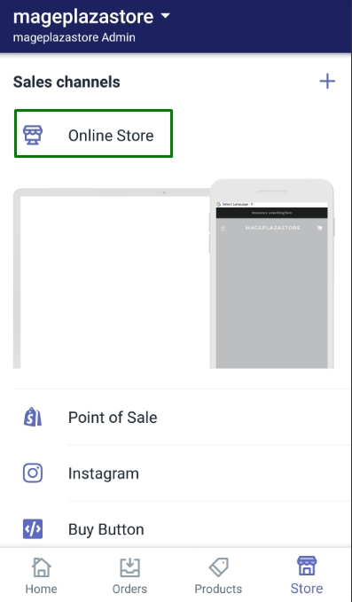update links removing items from the cart