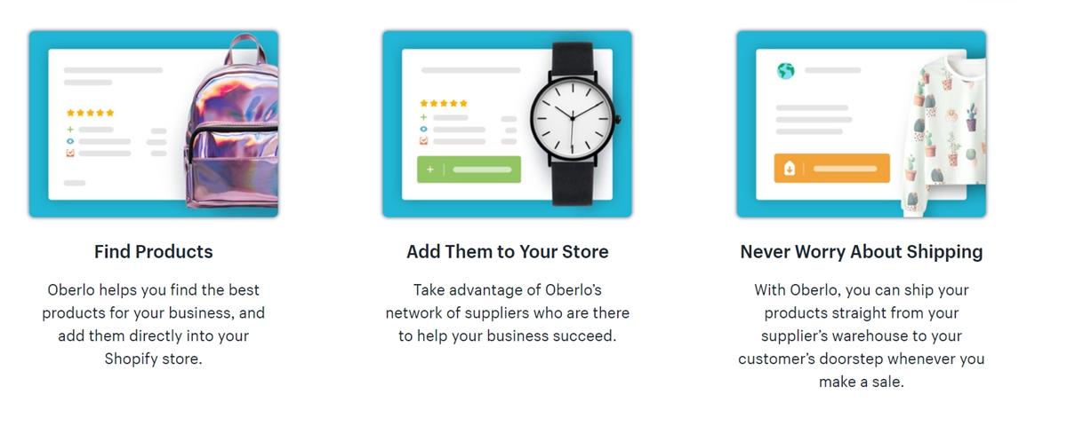 Oberlo App