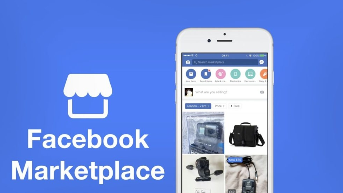 What is Facebook Marketplace?
