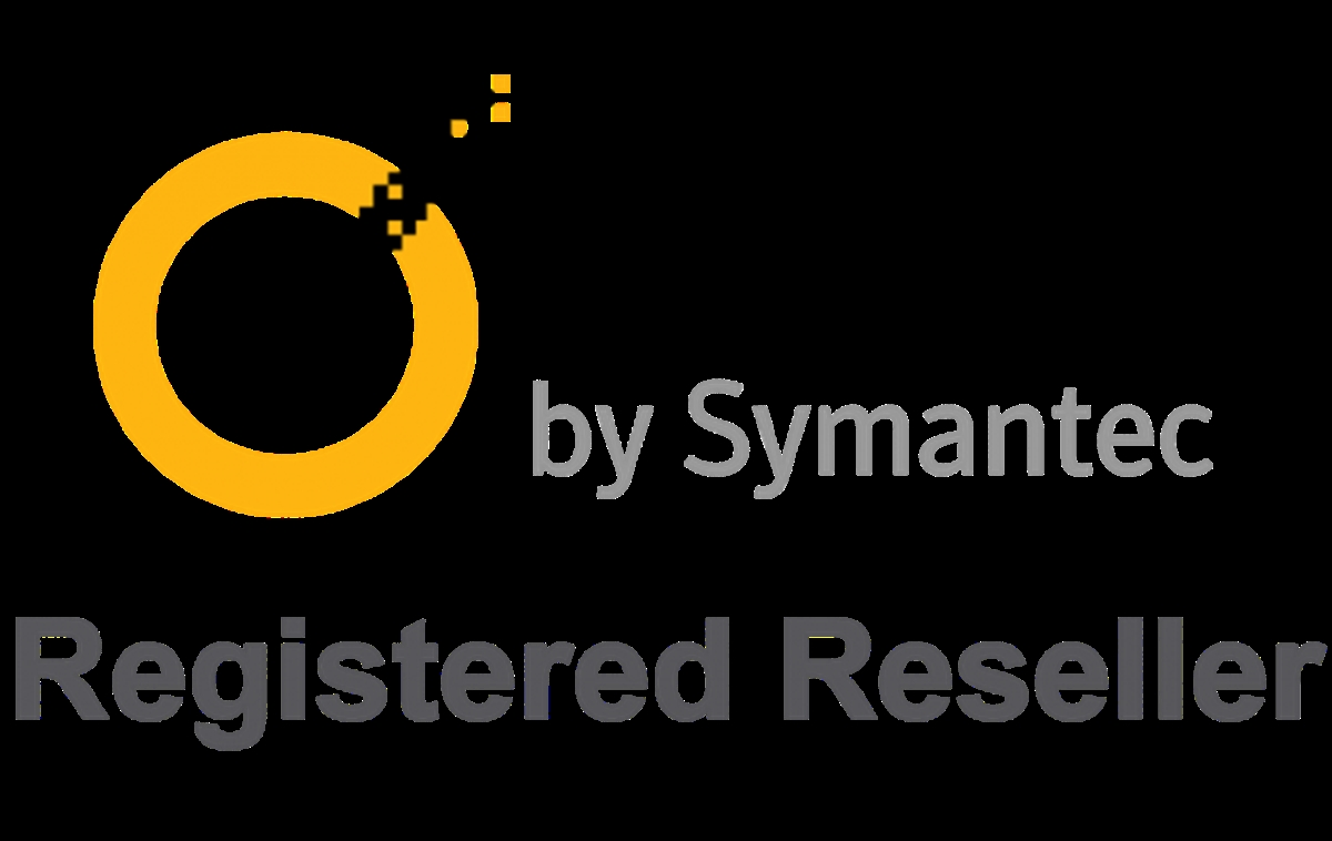 Security badge by Symantec