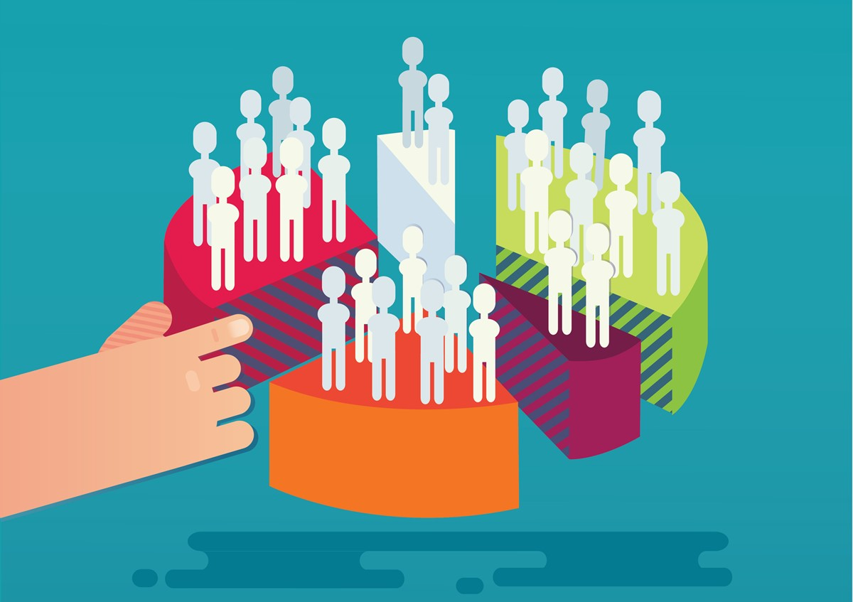 5 Types of market segmentation and examples
