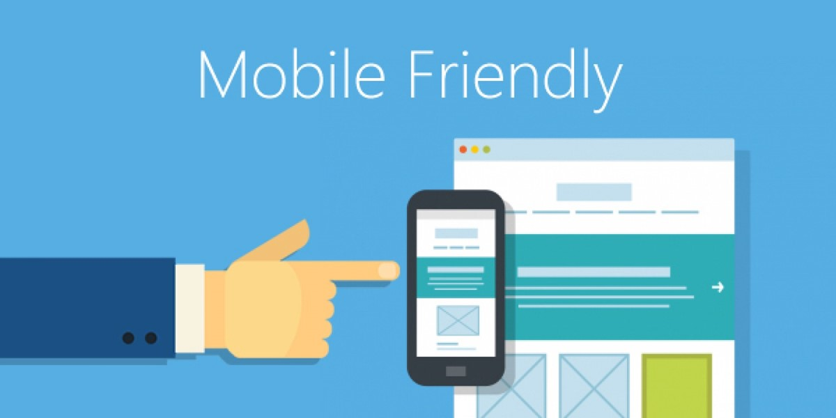 Make sure your website is mobile optimized