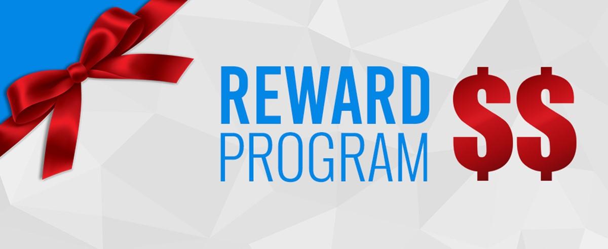 Reward programs - Designer Bum