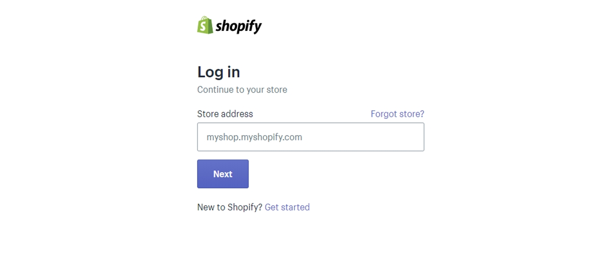The difference between Shopify partner login and Shopify login – Shopify Admin
