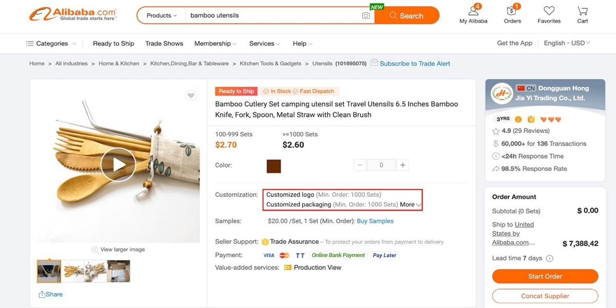 Proven business ideas: white-labeling for bamboo products
