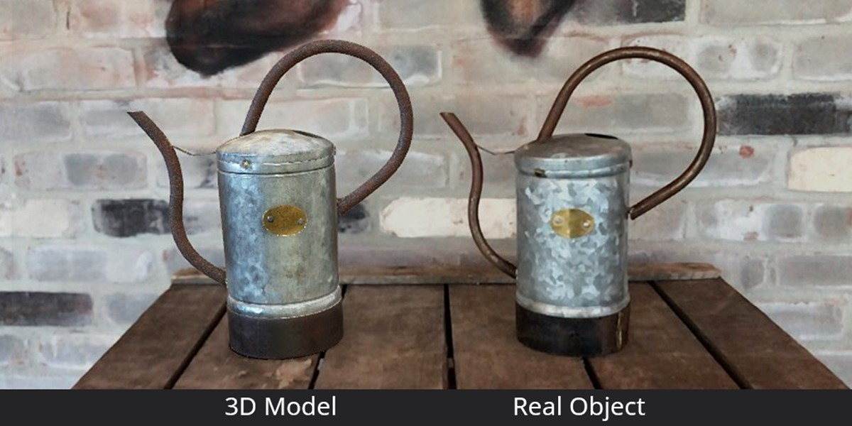video and 3D models