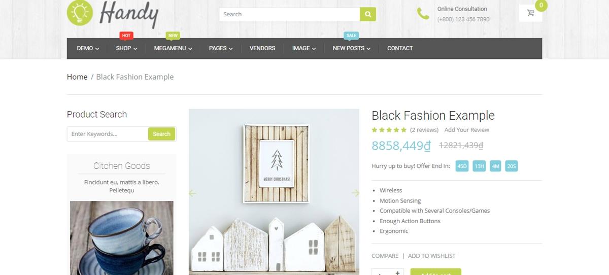 Shopify Multi-Vendor Marketplace Themes