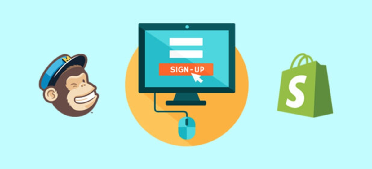 Ways to Connect Mailchimp with Shopify store
