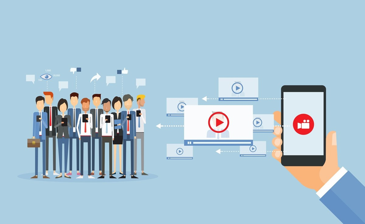 Use social media to engage with customers