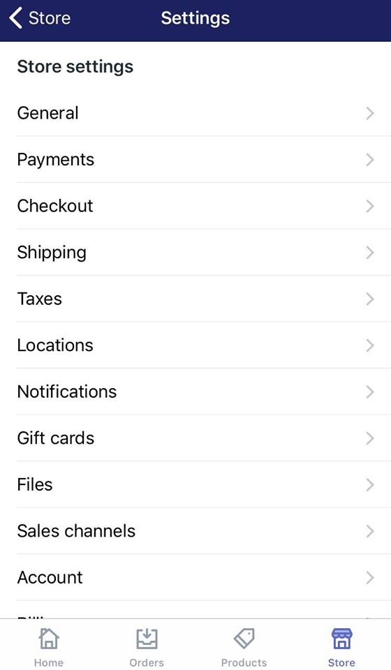 update your billing period on iphone