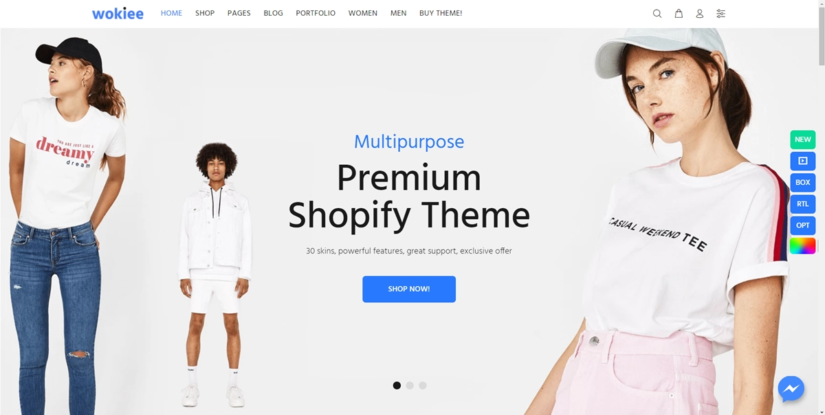 What to look for in a good Shopify theme