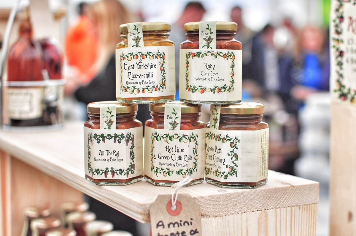 You can sell jams as a homemade food product
