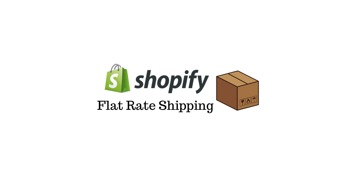 What is Flat Shipping rate