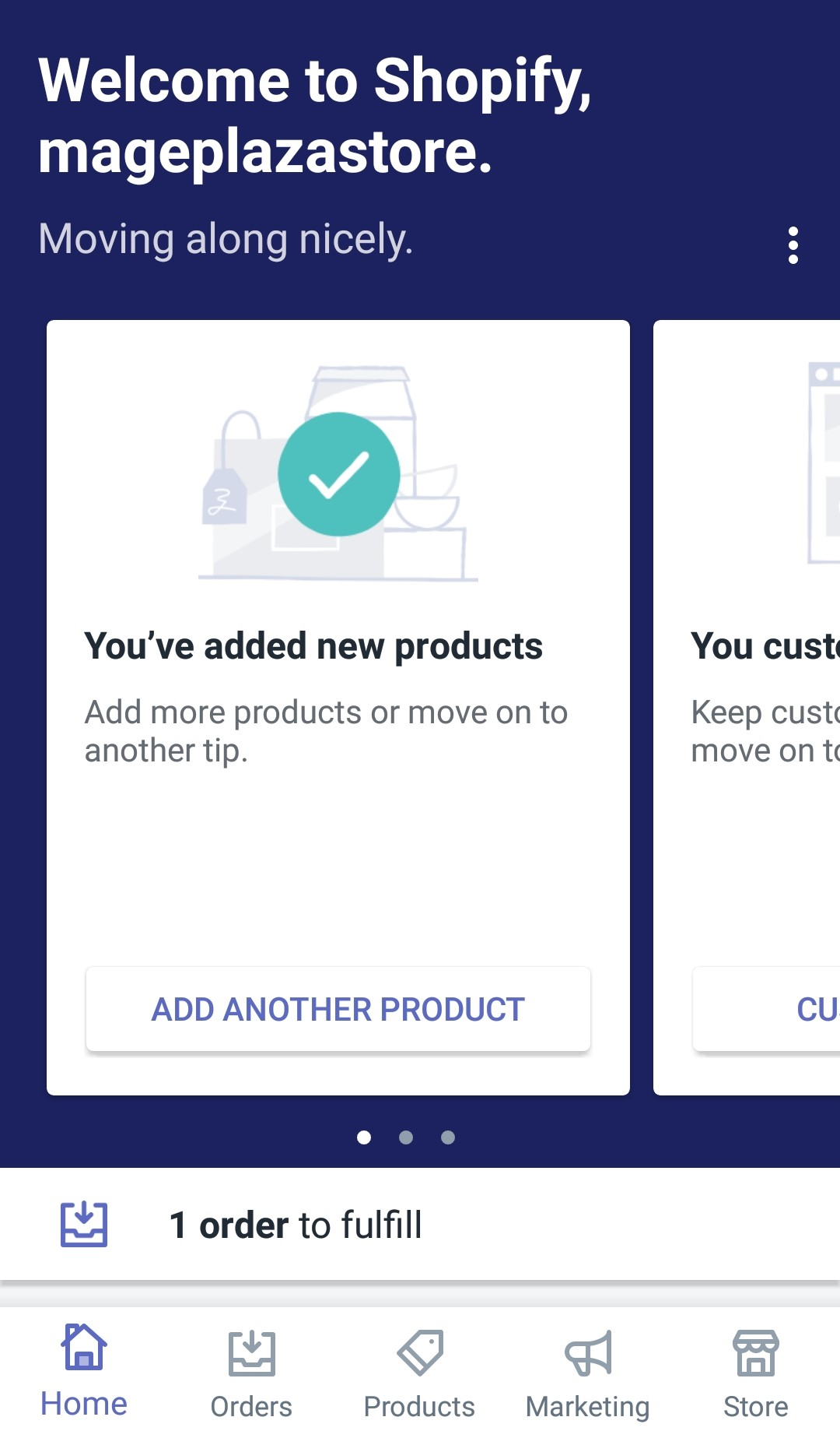 Change the List of Locations that stock a product on Shopify