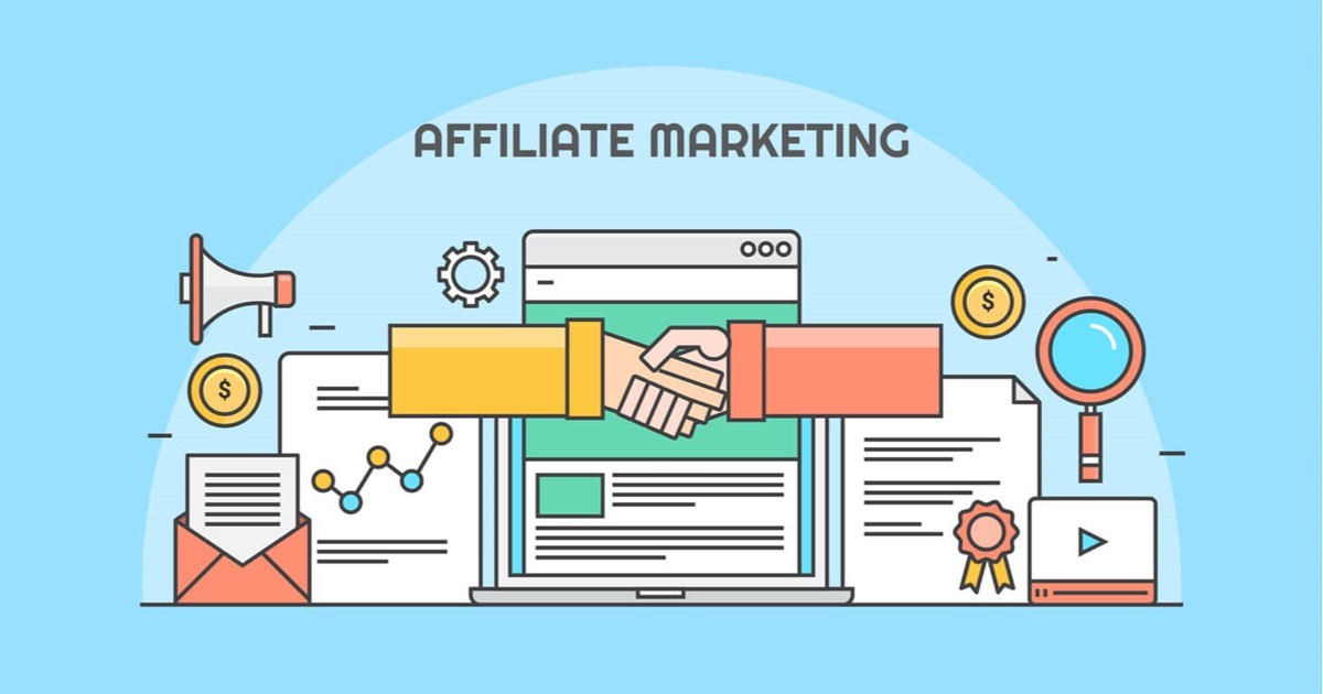 How does the Shopify affiliate program work