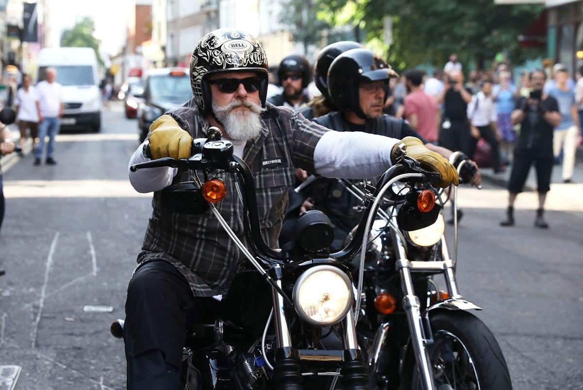 Harley Davidson's target audience