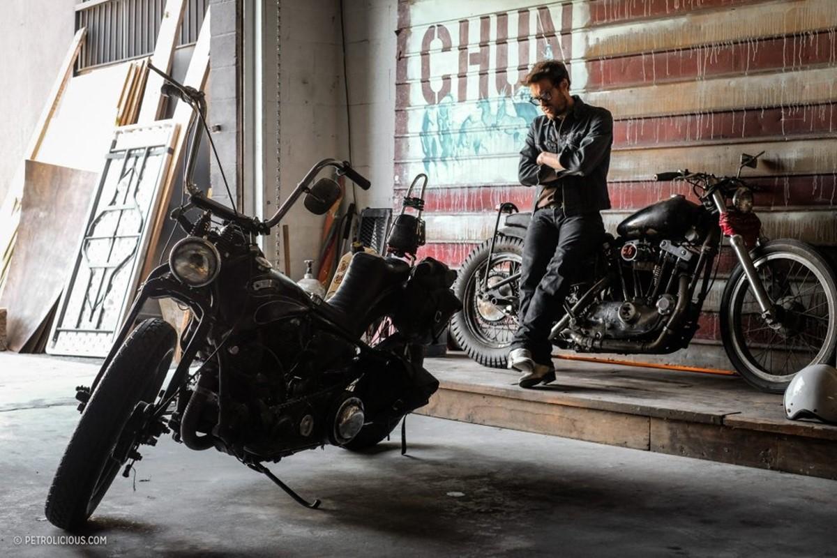 Harley Davidson's style