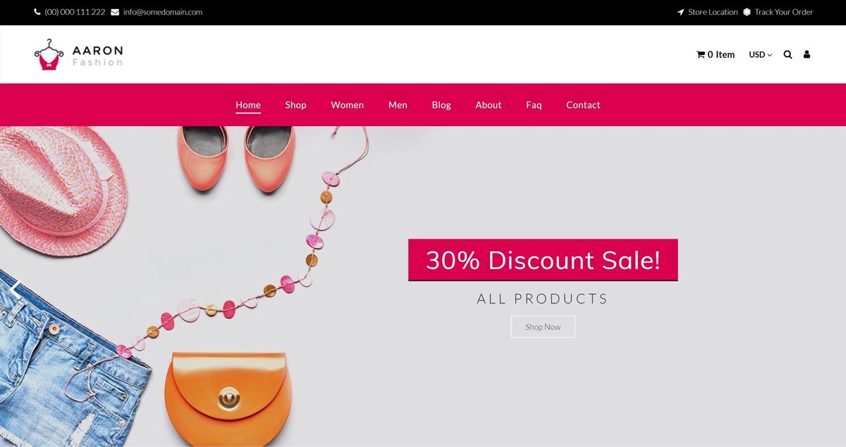 Shopify Glass & Sunglass Themes
