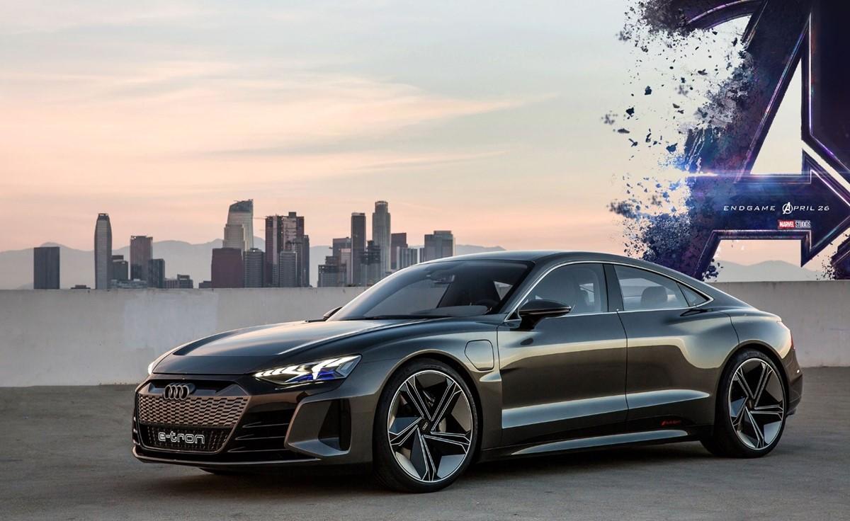 Audi's consistent marketing method