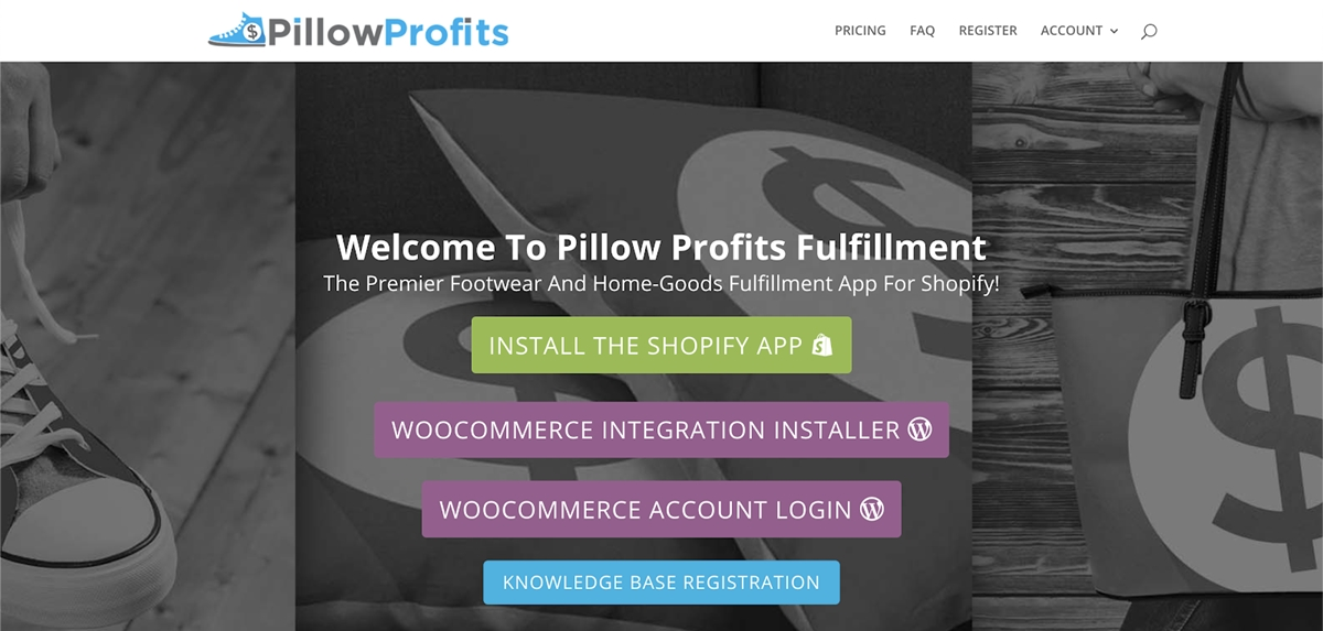 Best Shopify dropshipping apps - Pillow Profits Fulfillment