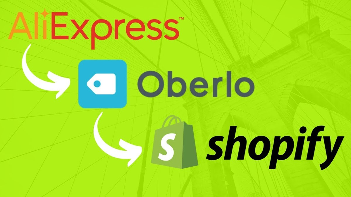 Adding or importing products from Aliexpress to Shopify using Oberlo
