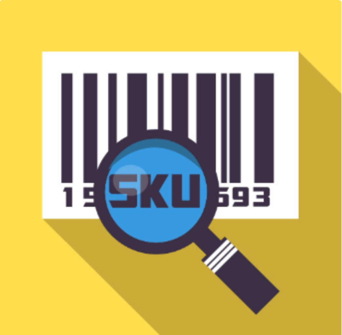 What's a SKU number?