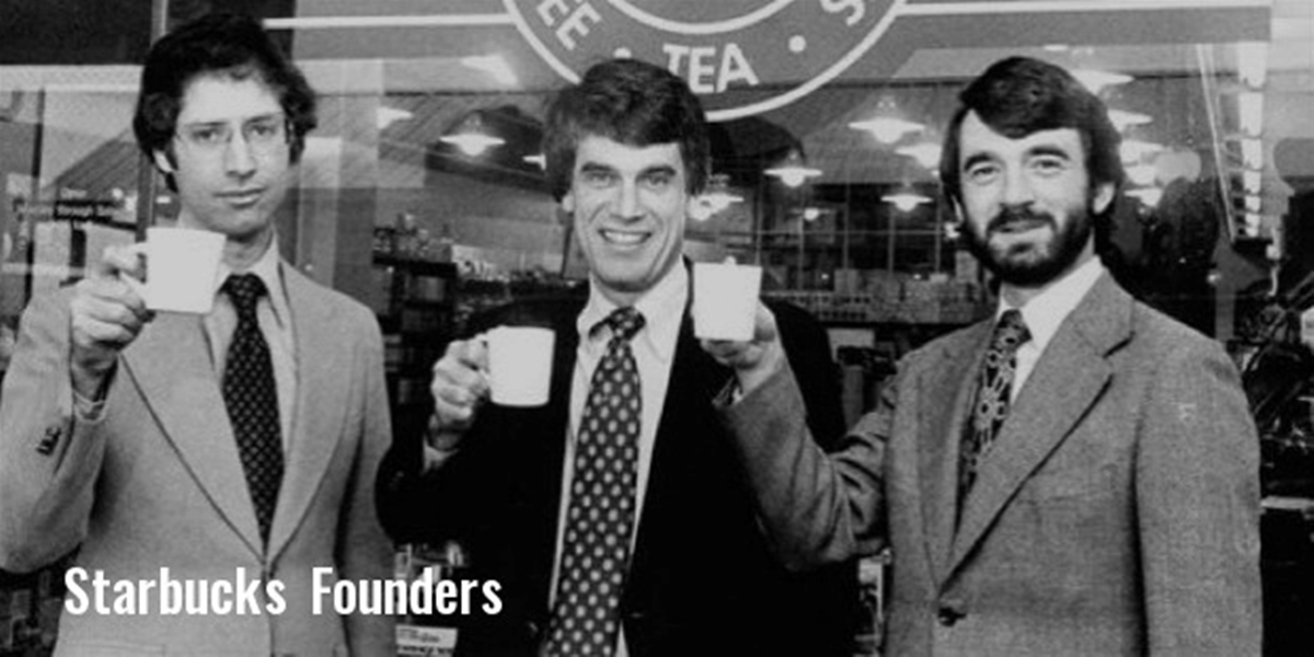 Starbucks original founders