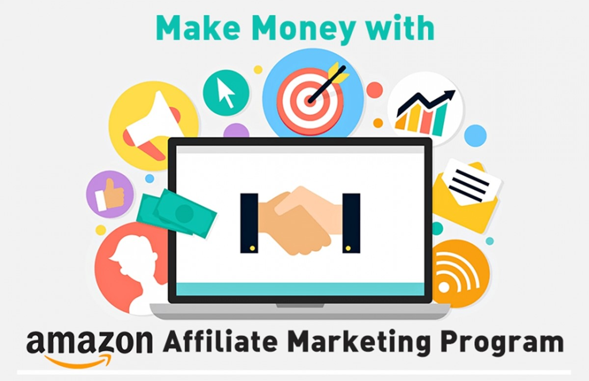 Making money from Amazon Affiliate Marketing: Step-by-step guide