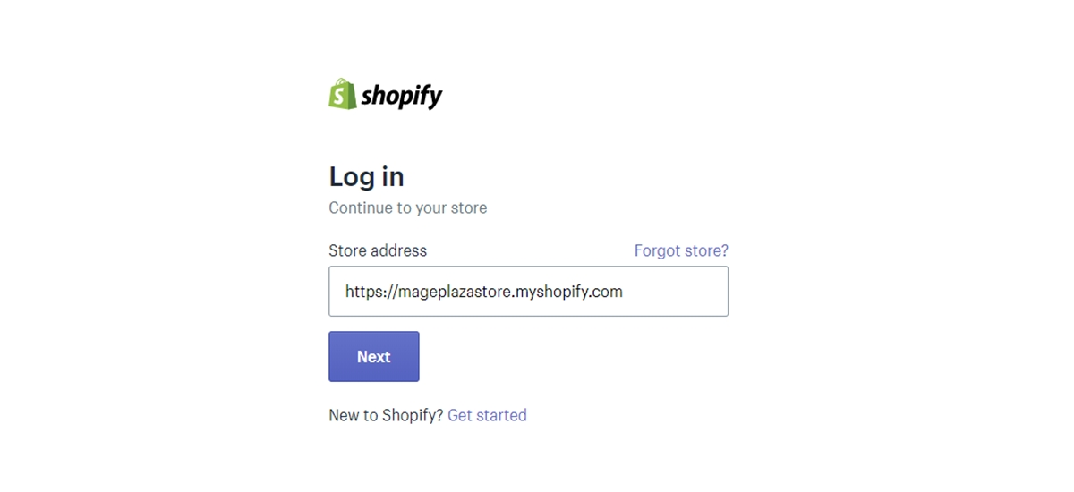 The difference between Shopify partner login and Shopify login - Admin Login